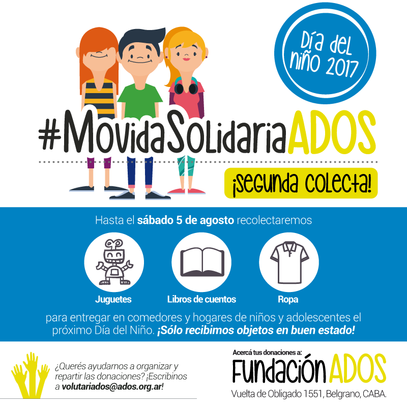 Movida Solidaria ADOS